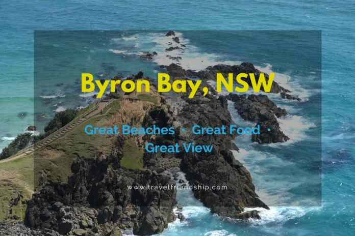 Byron Bay - Beaches, Gourmet Food, and Picturesque Scenery