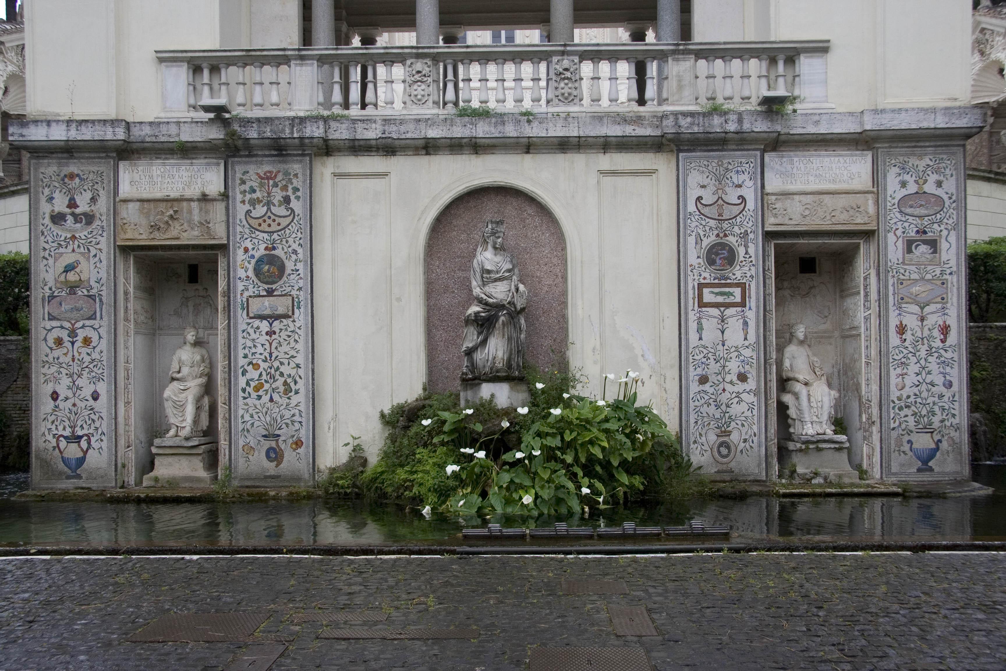 В Ватикане