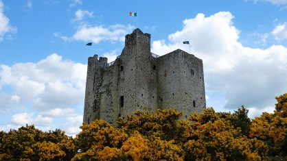Trim Castle, County Meath, Ireland