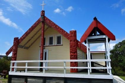 Whakarewarewa - The living Maori village, New Zealand