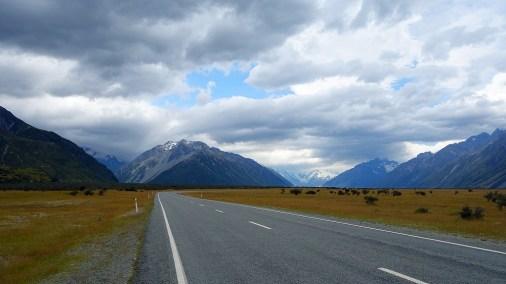 Aoraki / Mount Cook National Park, New Zealand