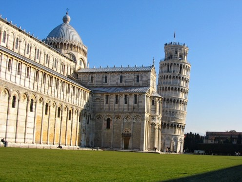 Leaning Tower of Pisa, Italy
