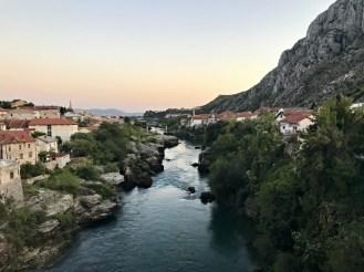 Neretva River, Mostar