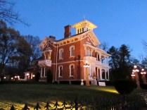 Belvedere Mansion ~ Galena, Illinois