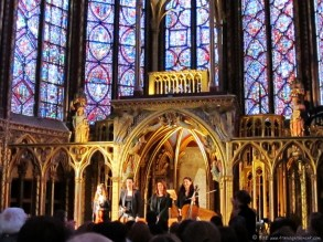 Eiffel Orchestra performers.