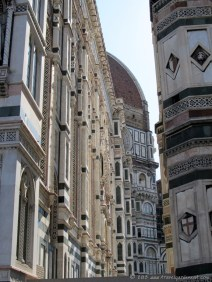 The many patterns of the Duomo