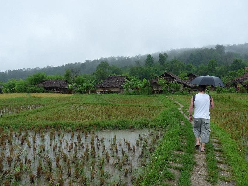 Chiang Mai Hill Tribe Trek