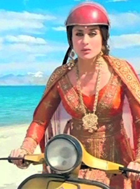 kareena scooter