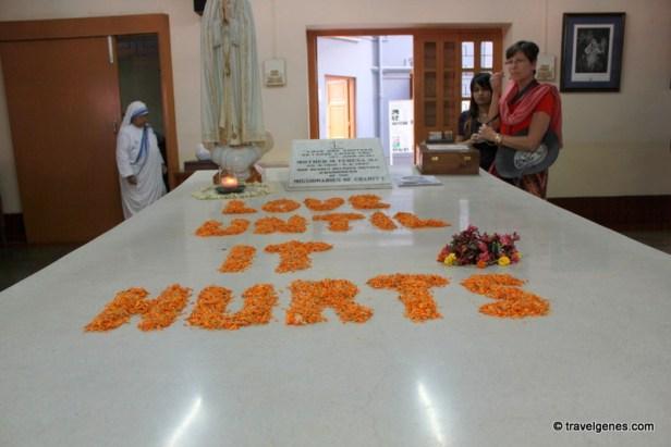 Mother Teresa Home Kolkata