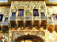 Mandawa Haveli Hand paintings