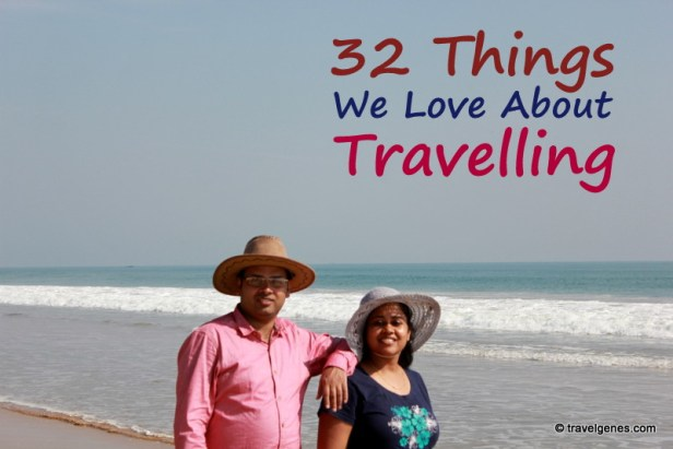 Things we love about travel