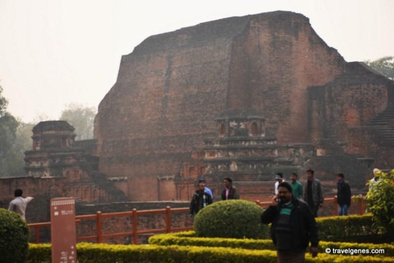 Ancient University Nalanda India