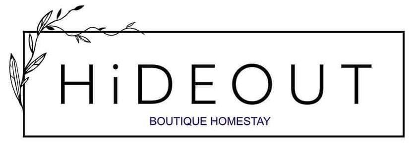 hideout agra logo