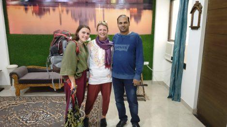 Begum Samru & Walter Sombre Grand Daughter Hideout Agra Homestay