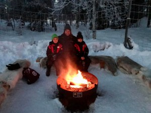 Service Review From Mrs Franks Who Travelled To Lapland