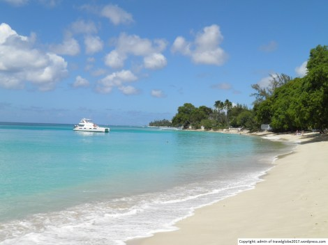 Going on a catamaran cruise on the West coast of Barbados