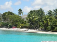 The beautiful West Coast of Barbados