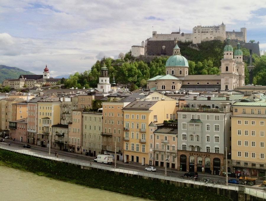 Festung Hohensalzburg - Salzburg