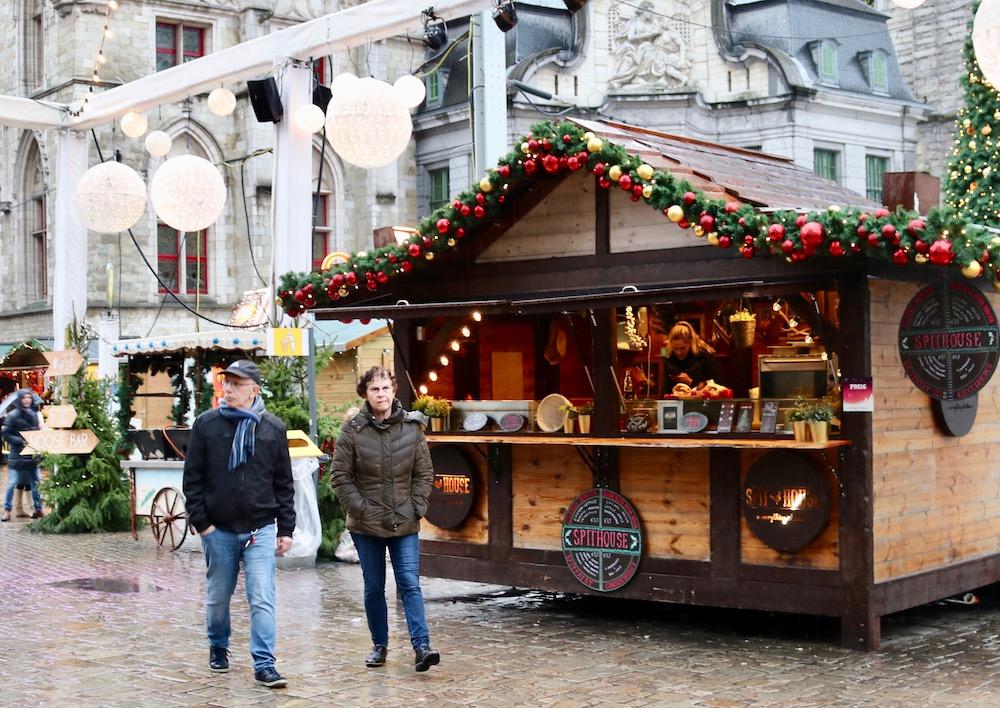 Kerstmarkten Europa