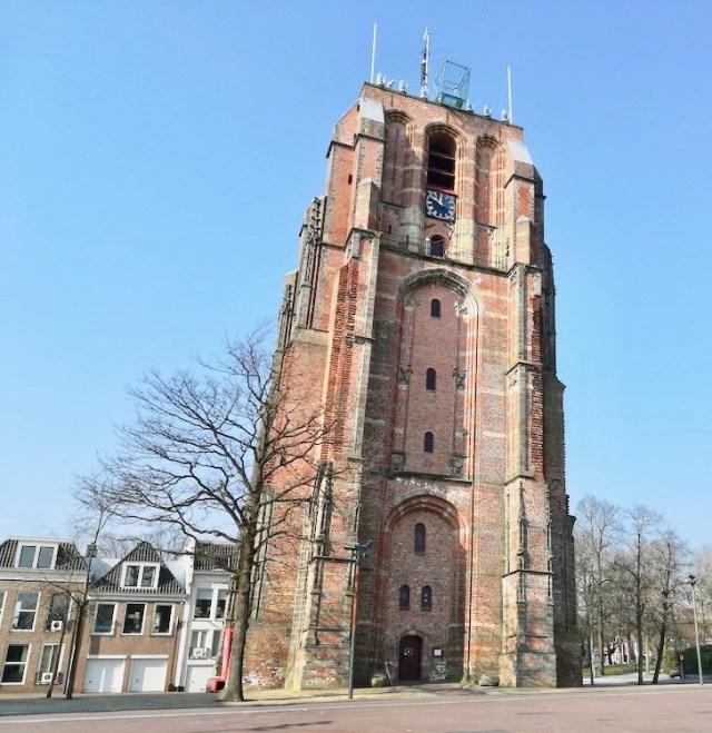 de Oldehove Citytrip Leeuwarden