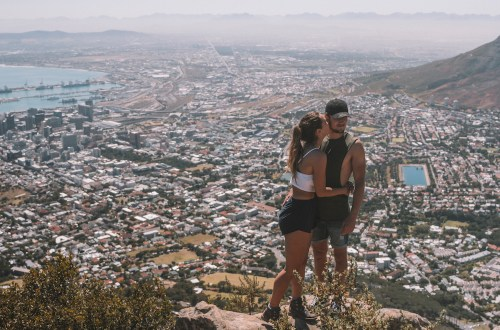 De bucketlist van Jamie - Kaapstad
