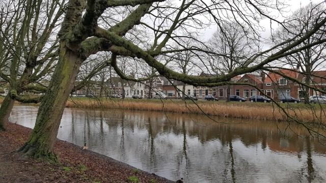 Veerse Bolwerk in Middelburg