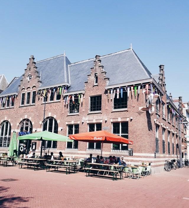 Arnhem hotspots stedentrip