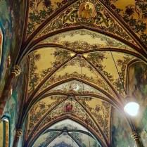 Wat te doen in Praag? Deze bezienswaardigheden maken jouw stedentrip compleet! interieur vysehrad kathedraal