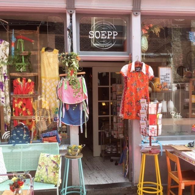 SOEPP: toffe vegetarische hotspot in Alkmaar!