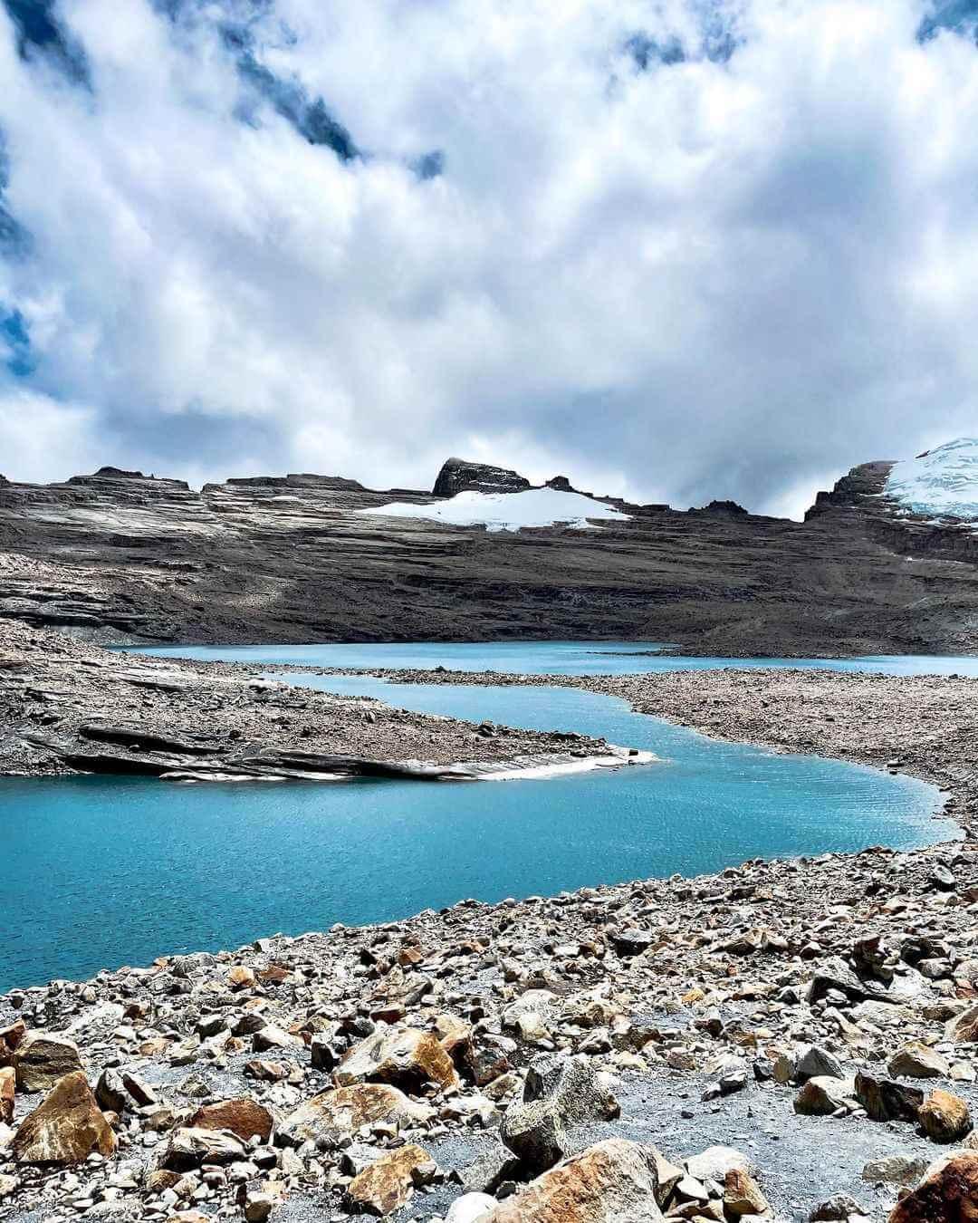 Laguna Grande de la Sierra Cocuy