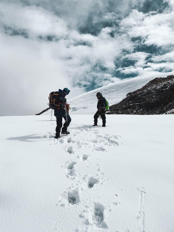 Poleka Kasue cumbre norte