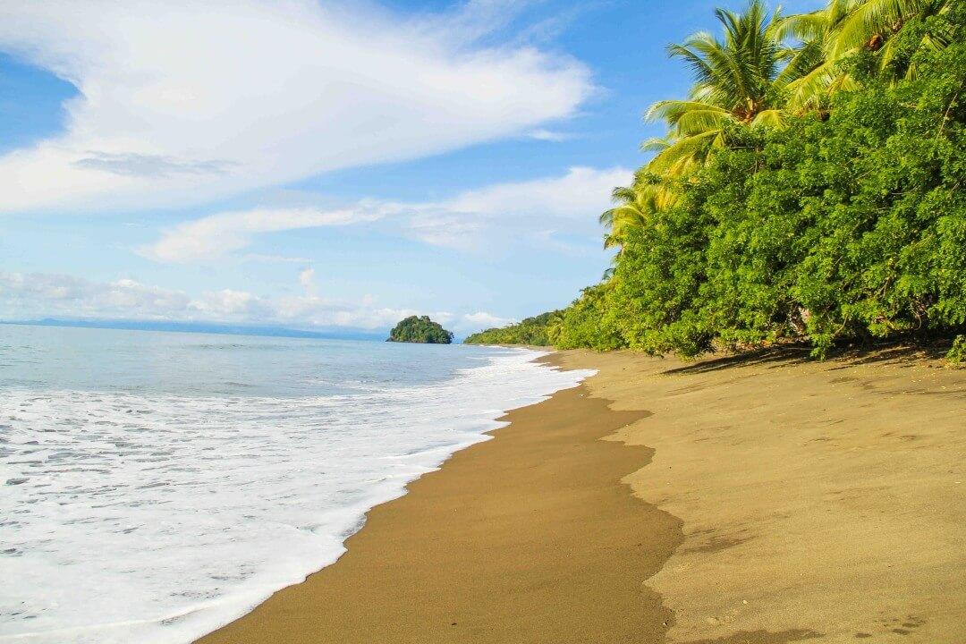 Playas de Nuquí Colombia