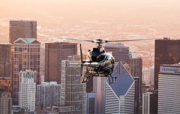 Tour Chicago Helicóptero TGT