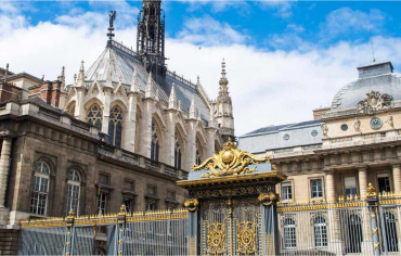 Sainte Chapelle TGT