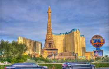 Torre Eiffel Las Vegas TGT