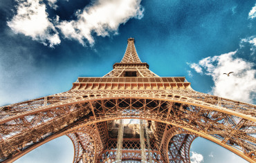 Torre Eiffel - Cúspide TGT