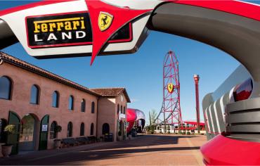 Ferrari Land Park TGT