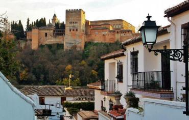 Albaicín Sacromonte y Madraza Tour guiado TGT