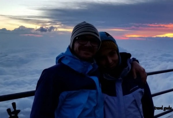 Giappone, monte Fuji: i 3776 metri del Fujisan