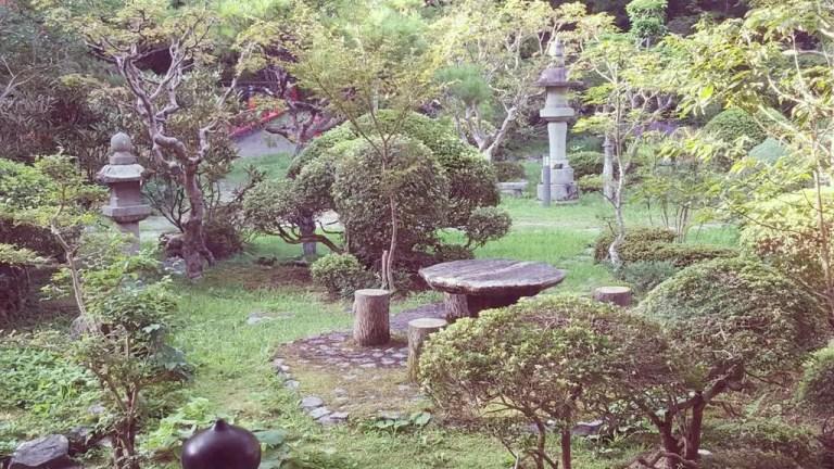 dormire in un monastero in Giappone