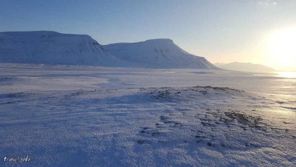 Alle Svalbard in inverno