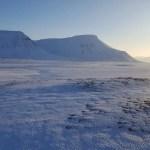 Alle Svalbard in inverno