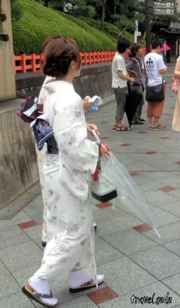 yukata Giappone
