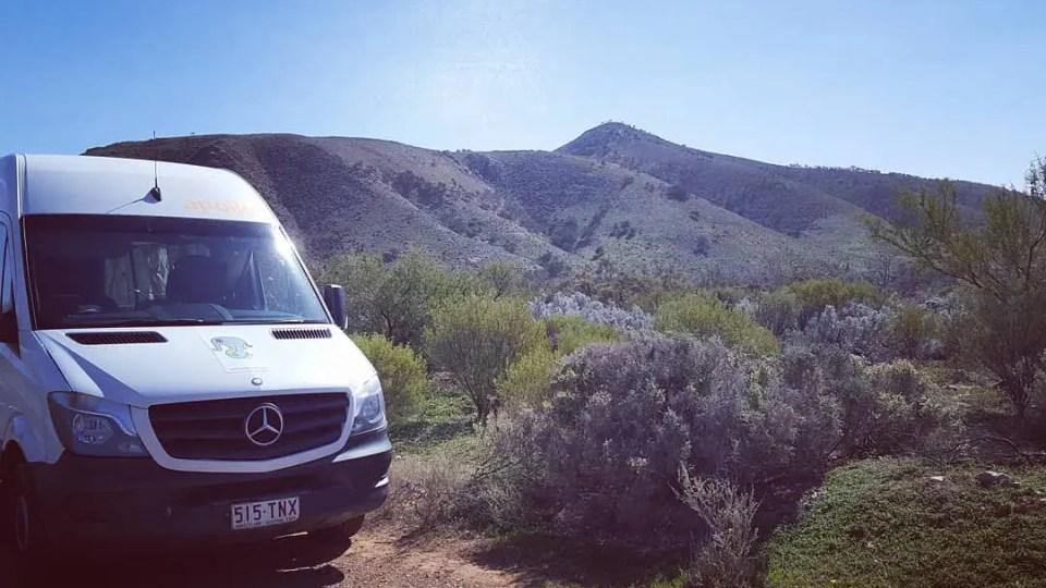 Australia in camper: dalle Adelaide Hills ai Flinder Ranges