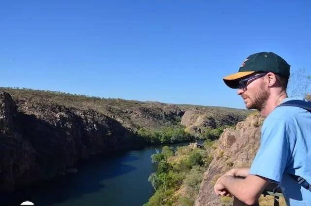 Australia in camper: il parco Nitmiluk