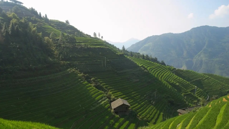 Cina: la regione del Guanxi