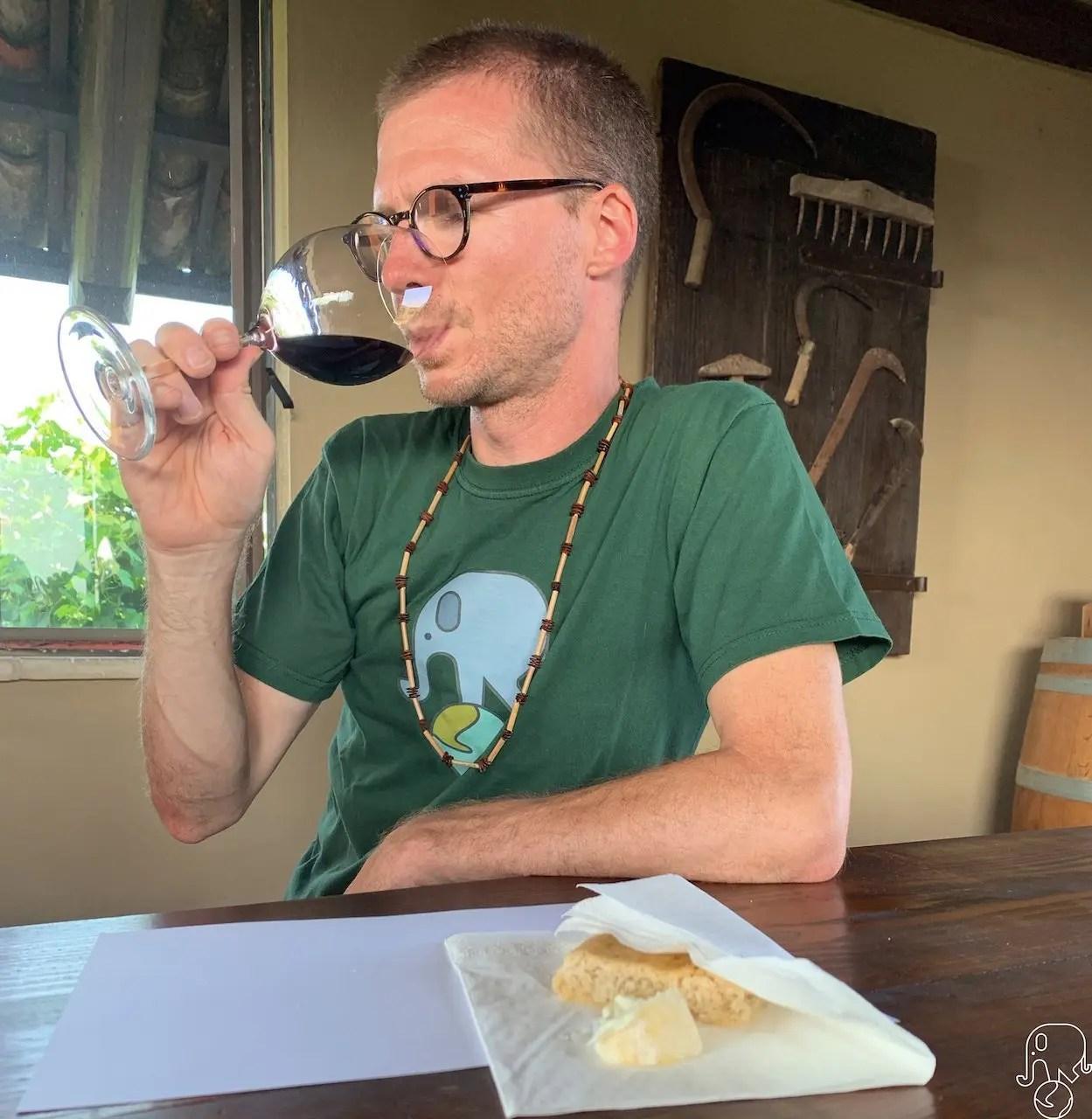 degustazione vini nel Roero