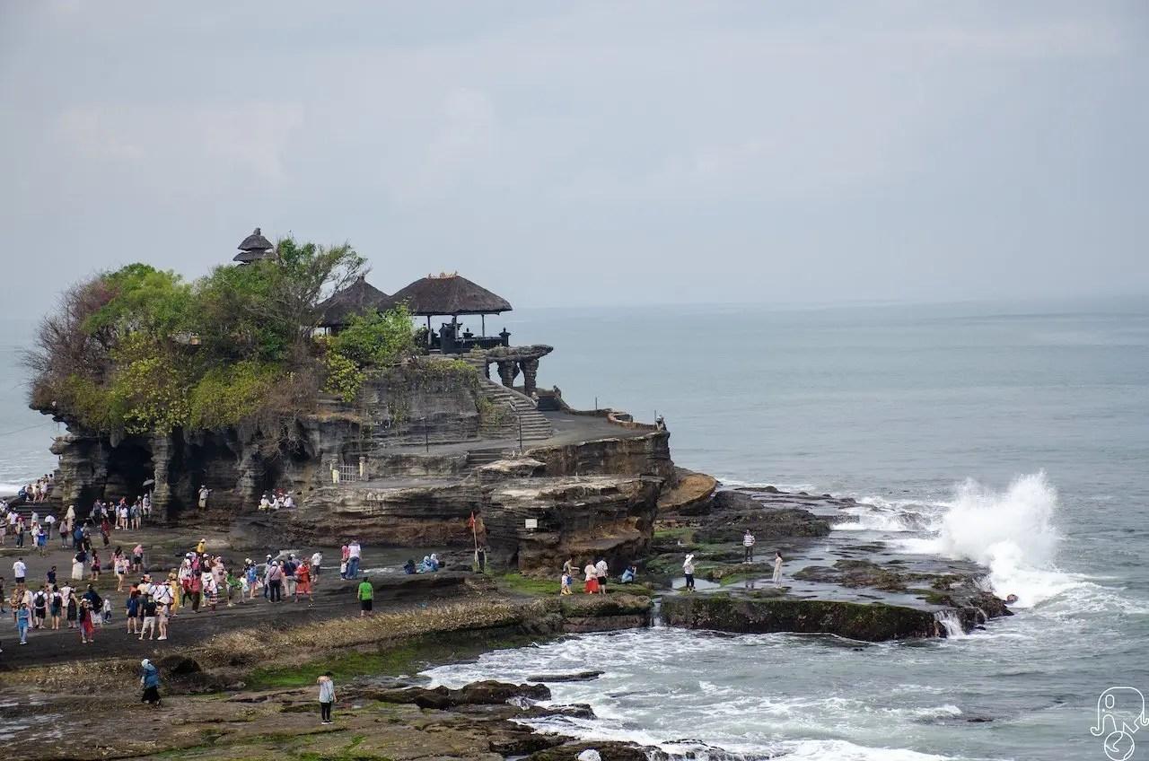 Tanah Lot - Itinerario a Bali