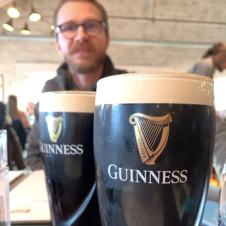 Guinness Dublino