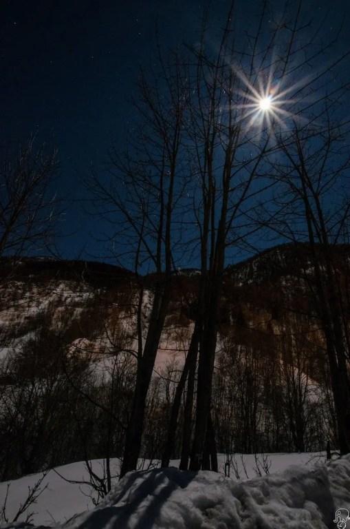 Valle Maira in inverno